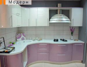 Кухонные вытяжки в стиле Модерн